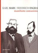 Livro - Manifesto Comunista -