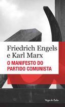 Livro - Manifesto do Partido Comunista -