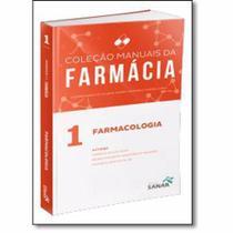 Livro Manuais Da Farmácia (para Concursos) Volume 1 - Sanar