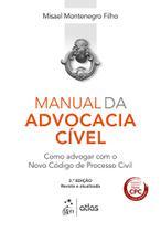 Livro - Manual da Advocacia Cível -