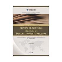 Livro - Manual De Auditoria E Revisão De Demonstrações Financeiras -