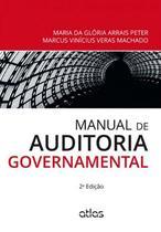 Livro - Manual De Auditoria Governamental -