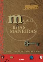 Livro - Manual de boas maneiras -