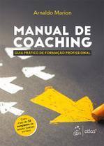 Livro - Manual de Coaching - Guia Prático de Formação Profissional -