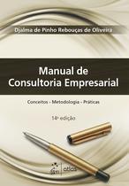 Livro - Manual de Consultoria Empresarial -