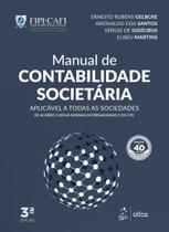 Livro - Manual de Contabilidade Societária -