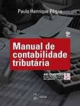 Livro - Manual de Contabilidade Tributária -