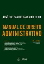 Livro - Manual de Direito Administrativo -