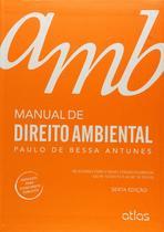 Livro - Manual de direito ambiental -