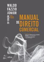 Livro - Manual de Direito Comercial -