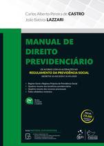 Livro - Manual de Direito Previdenciário -