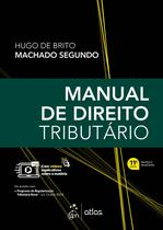 Livro - Manual de Direito Tributário -