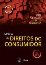 Livro - Manual de Direitos do Consumidor -