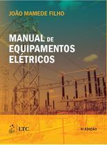 Livro - Manual de Equipamentos Elétricos -