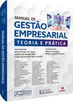 Livro - MANUAL DE GESTÃO EMPRESARIAL -