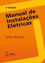 Livro - Manual de Instalações Elétricas -