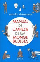 Livro - Manual de limpeza de um monge budista -