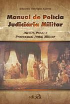 Livro - Manual de polícia judiciária militar -