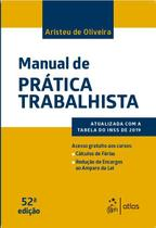 Livro - Manual de Prática Trabalhista -