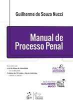 Livro - Manual de Processo Penal -