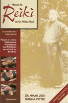Livro - Manual de Reiki do Dr. Mikao Usui -