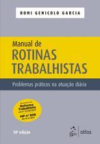Livro - Manual de rotinas trabalhistas - Problemas práticos na atuação diária