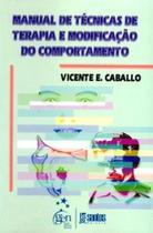 Livro - Manual de Tec. de Terapia e Modificação do Comport. -