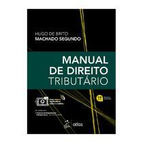 Livro - Manual do Direito Tributário - Machado Segundo - Atlas