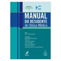 Livro - Manual do residente de clínica médica -