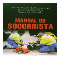 Livro Manual Do Socorrista - Editora Martinari -