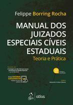 Livro - Manual dos Juizados Especiais Cíveis Estaduais -