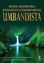 Livro - Manual doutrinário, ritualístico e comportametal umbandista -