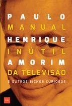 Livro - Manual inútil da televisão -