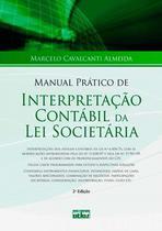 Livro - Manual Prático De Interpretação Contábil Da Lei Societária -