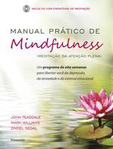 Livro - Manual Prático de Mindfulness -