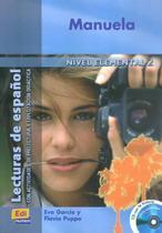 Livro - Manuela con CD audio - Elemental 2 -