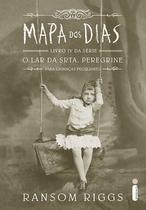 Livro - Mapa dos dias - (Série O lar da srta. Peregrine para crianças peculiares vol.4)
