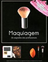 Livro - Maquiagem os segredos dos profissionais (kit) -