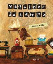 Livro - Máquinas do tempo -