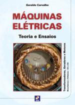Livro - Máquinas elétricas - Teoria e ensaios