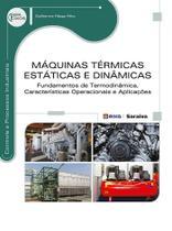 Livro - Máquinas térmicas estáticas e dinâmicas - Fundamentos de termodinâmica