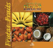 Livro - Maravilhas do Brasil - Frutas -