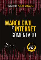 Livro - Marco Civil Da Internet Comentado -
