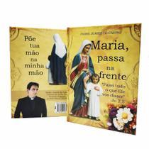 Livro Maria Passa Na Frente - Padre Juarez de Castro -