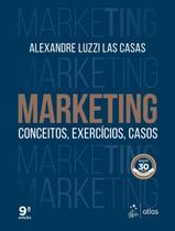 Livro - Marketing - Conceitos, exercícios, casos -