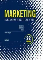 Livro - Marketing: Conceitos, Exercícios E Casos -