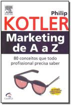 Livro - Marketing De A A Z - Campus