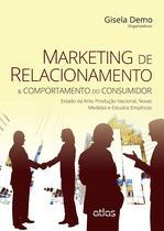 Livro - Marketing De Relacionamento & Comportamento Do Consumidor -
