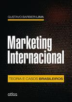 Livro - Marketing Internacional: Teoria E Casos Brasileiros -