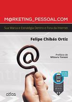 Livro - Marketing Pessoal Com - Sua Marca E Estratégia Dentro E Fora Da Internet -